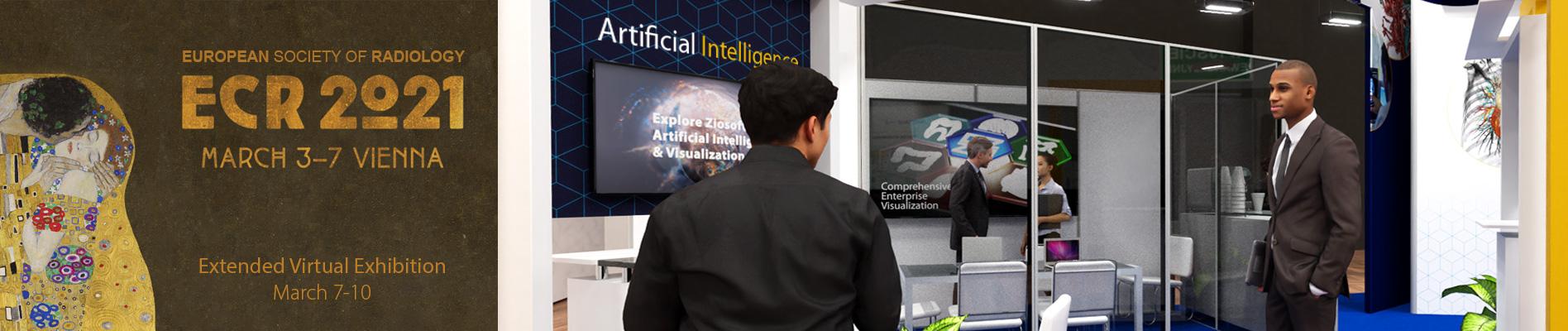 Ziosoft ECR2021 booth image